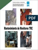 Mantenimiento de Monitores Crt