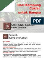 Kampung Coklat Success Story