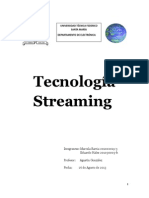 Tecnologia Streaming
