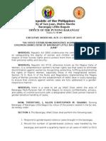 Executive Order 11s 2015 - Vawc Desk