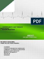 Dr.r.r.kasliwal-community Out Reach Program
