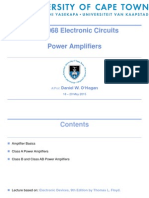 D.+O_Hagan+Lectures+_Power+Amplifiers_