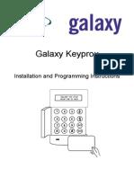 Keyprox Installation Manual II1-0028 D