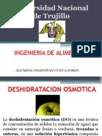 Semana 2 - Deshidratacion Osmotica - Chapoñan Cueva
