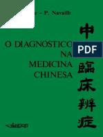 Diagnostico Da Medicina Chinesa - Auteroche