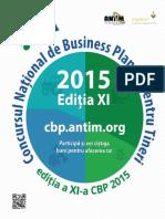 Brosura cu idei de afaceri CBP2015