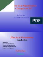 Domaines Et Mecanismes de La Signalisation