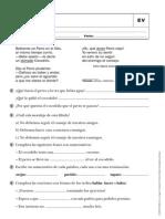 evaluacion tema 11 lengua 3 p