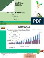 Cosmetologia- nutricosméticos
