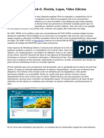 Diseno De Sitios Web O. Florida, Logos, Video Edicion