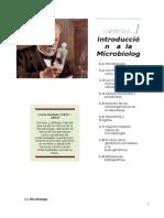 Cap 1- Introduccion a La Microbiologia