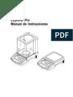 80250957-B - Instruction Manual Explorer Pro ES