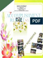 Calendar Accomplishment Report.docx