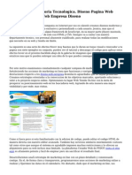 Diseno Web Y Asesoria Tecnologica. Diseno Pagina Web Gipuzkoa Diseno Web Empresa Diseno