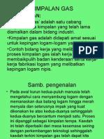 Nota Kimpalan Gas