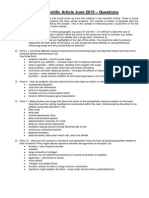 Scientific Article June 2015 Questions and Answers.pdf