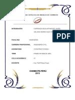 Informe Construcciones I