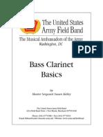 Bass Clarinet Basics