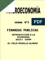 Semana 3 - Finanzas Públicas 2015-i