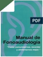 Manual de Fonoaudiología