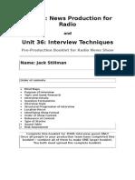 radio preproduction booklet finished