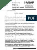 Lista Mari Datornici ANAF