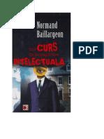 Normand Baillargeon - Mic Curs de Autoaparare Intelectuala v.0.1