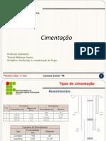 Cimentação (aula) Parte I.pdf