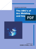 2011 4th TheABC of Arc Welding and Inspection