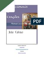 João Calvino - Devocionais e Orações - Meditando Com Profetas Menores
