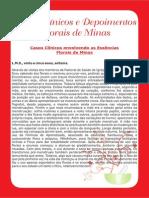 Casos Clínicos e Depoimentos - Florais de Minas