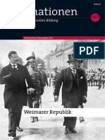 Weimarer Republik