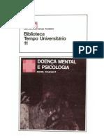 Michel Foucault - Doenca Mental e Psicologia