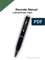Pen Manual 5 2009