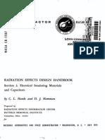 Radiation Effects Design Handbook