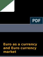 Euro Cureency
