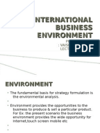environmental factors influencing the internationalisation of Seven external factors of business accessed march 29 [business environmental factors influence strategy] | how business environmental factors influence strategy.