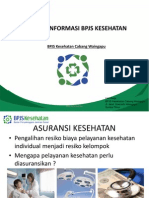Materi Sosialisasi BPJS Kesehatan Untuk Tingkat Desa