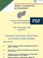 Ruedas Cilindricas D.helicoidales