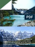 Parcul National Banff