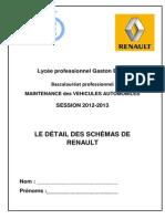 Schematique Renault 3