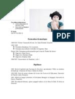 Gay Barbara 31 Faubourg Nézin 73000 Chambéry
