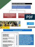Politica de Becas Del Ministerio de Educacion Para Los Alumnos Universitarios-Amalia Gomez