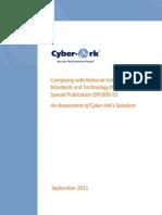 Cyber Ark NIST