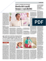 Máxima en Diario Italiano