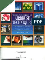 Airbrush Teknikker