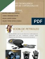 1.1 Origen Del Petroleo