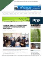 AGORA MEDIA - Ce Probleme Au Ridicat Cetatenii Din Cartierul Sarat Din Campia Turzii in Cadrul Intalnirii Organizate de BCC