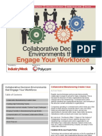 Collaborative Decision Environments