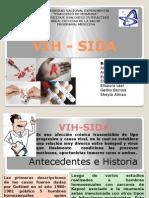 VIH - SIDA . Seminario